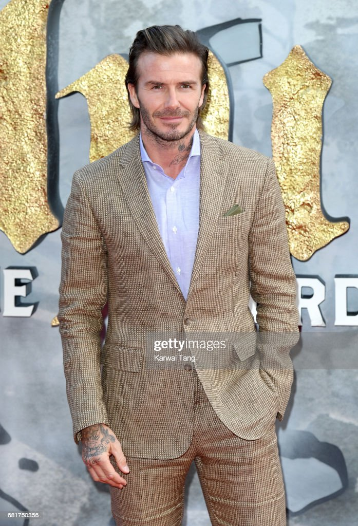 """King Arthur: Legend of the Sword"" - European Premiere - Arrivals : News Photo"