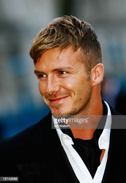 David Beckham And Billingsgate Stock Photos And Pictures Getty Images