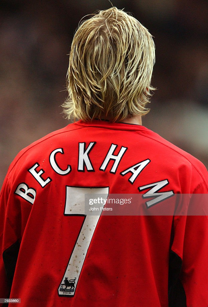 Manchester United's Famous No. 7's