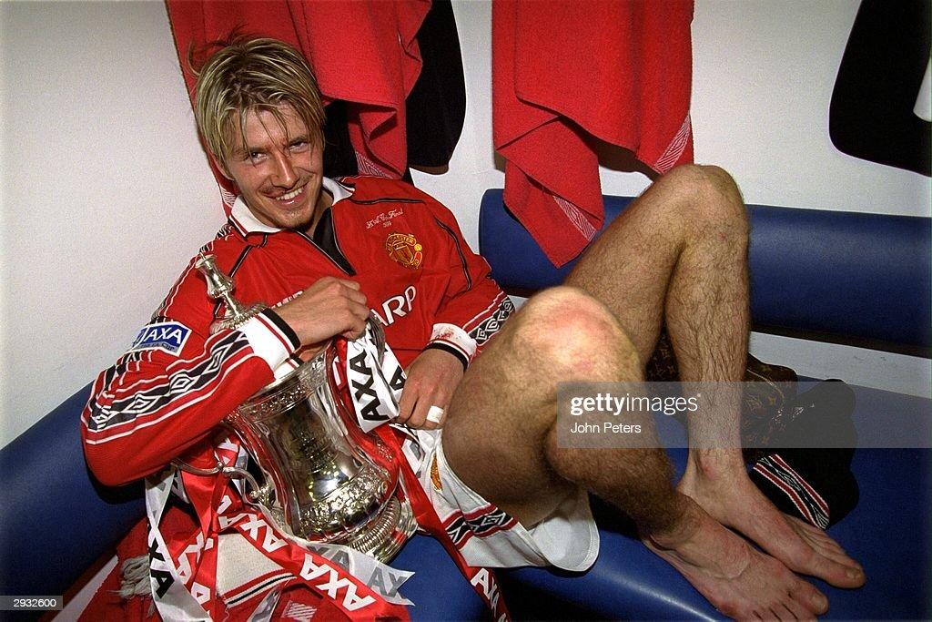 FA Cup 1999 : News Photo