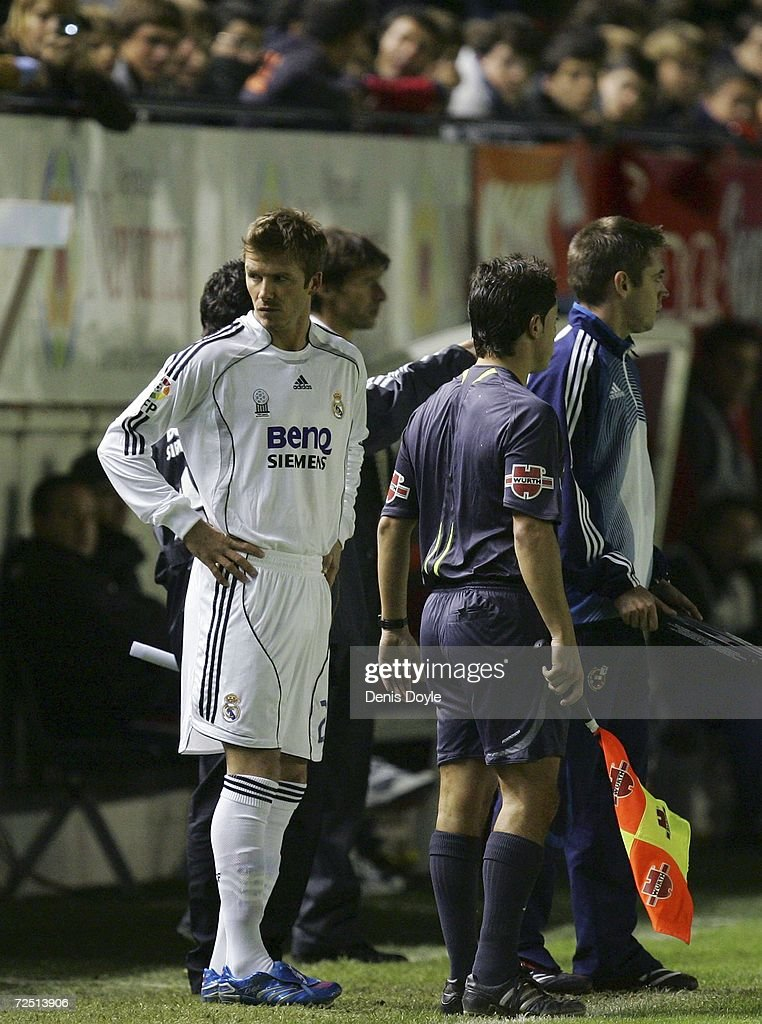 Osasuna v Real Madrid : News Photo
