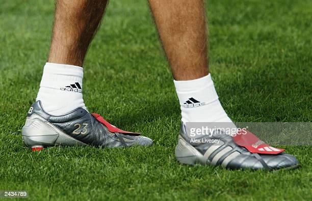 acquista lusso nuovi arrivi vendita più economica Beckham Adidas Boots Stock Pictures, Royalty-free Photos & Images ...