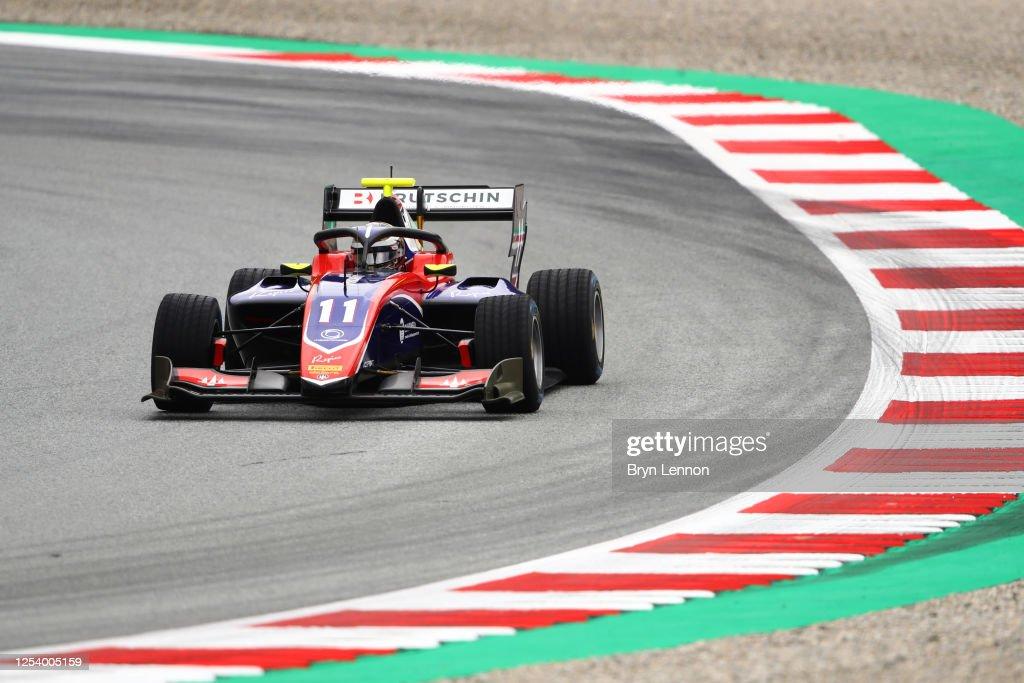 Formula 3 Championship - Round 1:Spielberg - Practice & Qualifying : News Photo