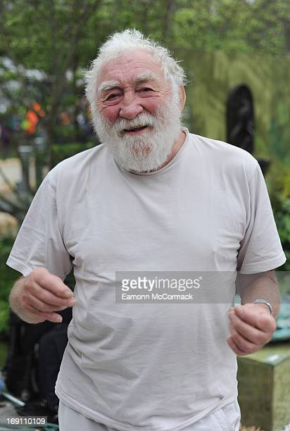 David Bellamy attends the Chelsea Flower Show press and VIP preview day at Royal Hospital Chelsea on May 20 2013 in London England
