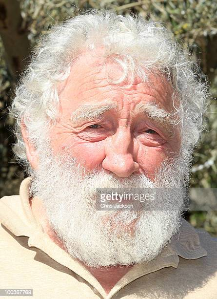 David Bellamy attends the Press VIP preview at The Chelsea Flower Show at Royal Hospital Chelsea on May 24 2010 in London England