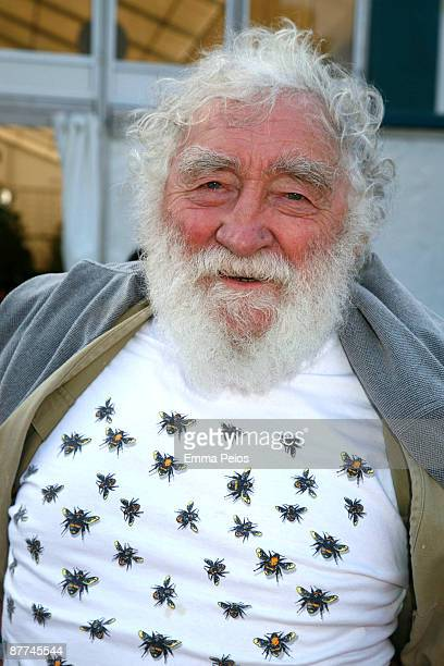 David Bellamy attends the VIP day of the Chelsea Flower Show at Royal Hospital Chelsea on May 18 2009 in London England