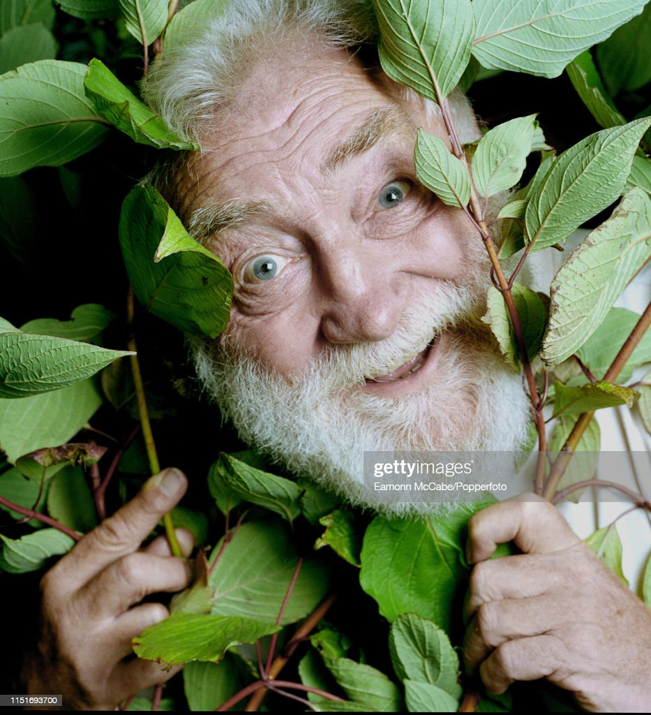 David Bellamy - Author, Broadcaster And Botanist : News Photo