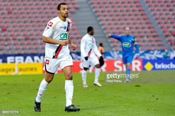 David BELLION Creteil / Nice 32e Finale Coupe de France