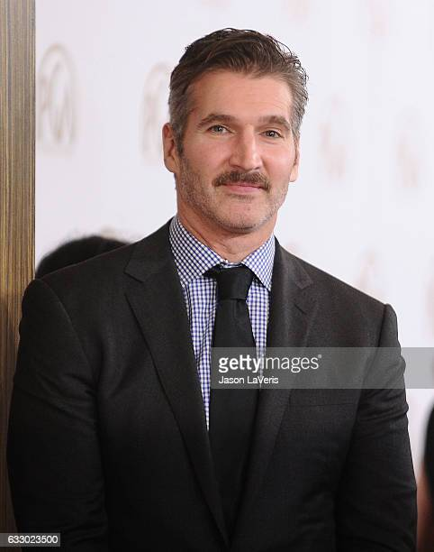 David Benioff attends the 28th annual Producers Guild Awards at The Beverly Hilton Hotel on January 28 2017 in Beverly Hills California