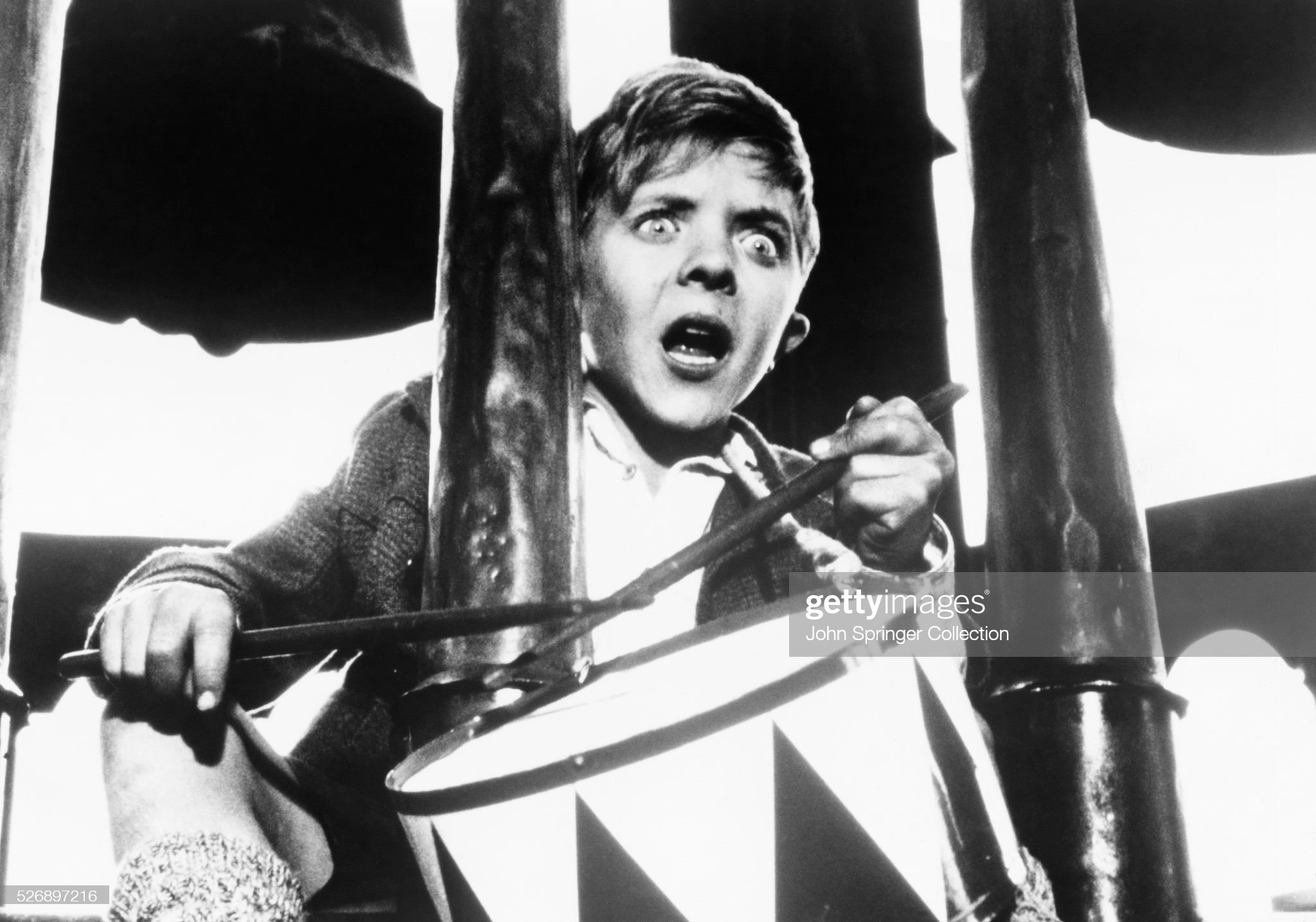 David Bennent in The Tin Drum : ニュース写真
