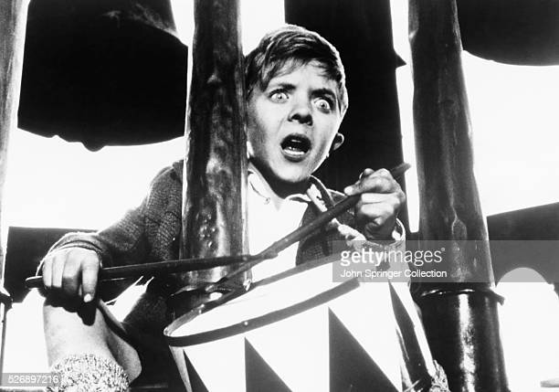 David Bennent as Oskar Matzerath in Die Blechtrommel winner of the Academy Award for Best Foreign Film in 1979 released in the USA in 1980 as The Tin...