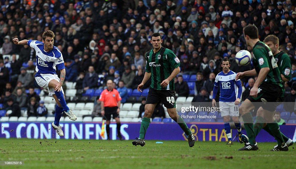 Birmingham City v Coventry City - FA Cup 4th Round
