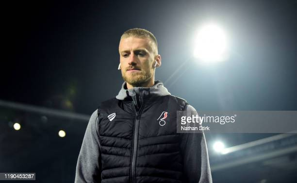 David Bentley of Bristol City arrives prior the Sky Bet Championship match between West Bromwich Albion and Bristol City at The Hawthorns on November...