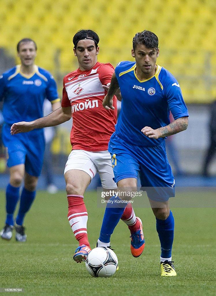 FC Spartak Moscow v FC Rostov - Russian Premier League