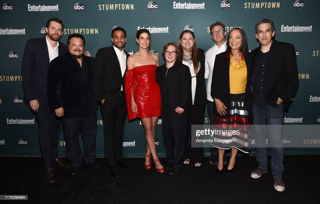 "Premiere Of ABC's ""Stumptown"" - Arrivals : News Photo"