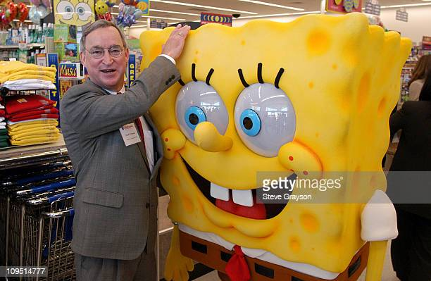 David Bernauer Chairman and CEO of Walgreens and SpongeBob SquarePants
