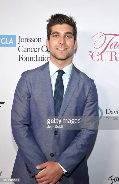 David Bernon attends UCLA Jonsson Cancer Center Foundation Hosts 23rd Annual Taste for a Cure Event Honoring President of Alternative and Reality...