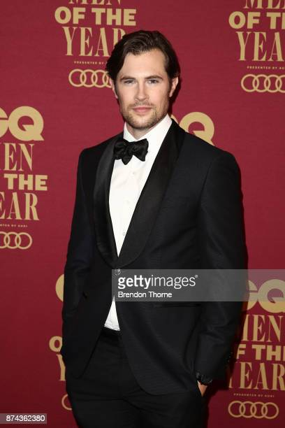 David Berry attends the GQ Men Of The Year Awards at The Star on November 15 2017 in Sydney Australia