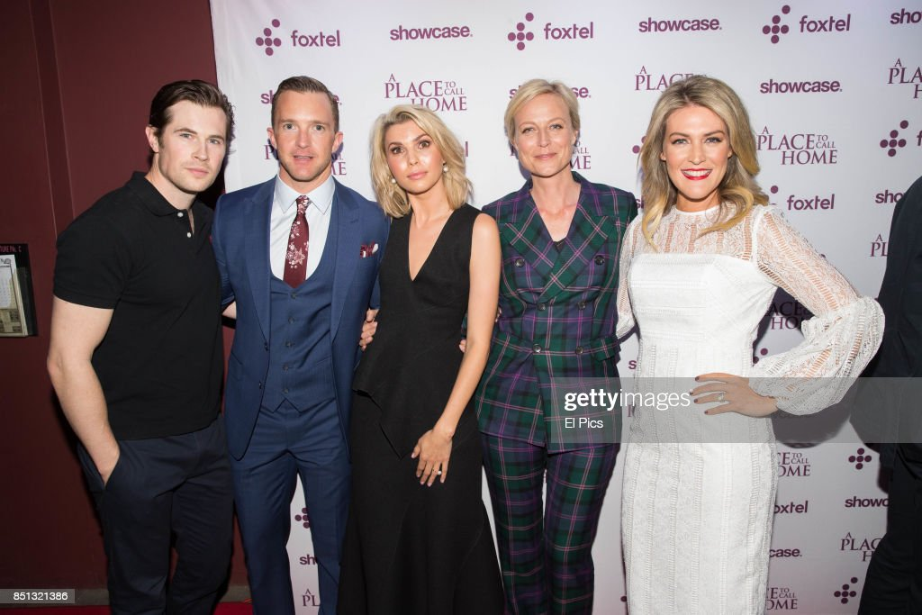 A Place To Call Home Star Marta Dusseldorp Returns Ion For Season Four Of The