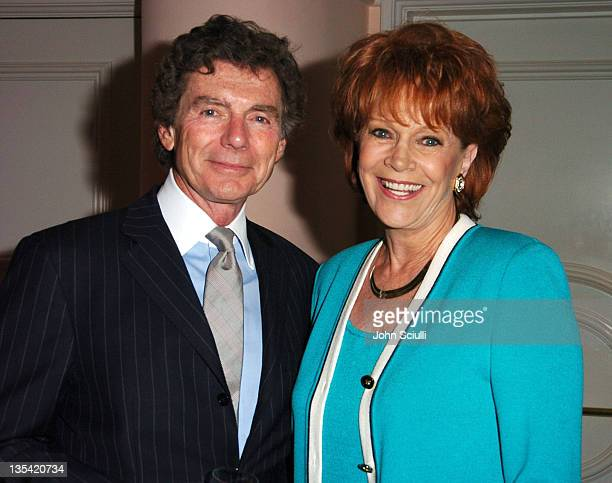 David Birney and guest during PATH Presents 20 Years of Giving at Beverly Hills Hotel in Beverly Hills California United States