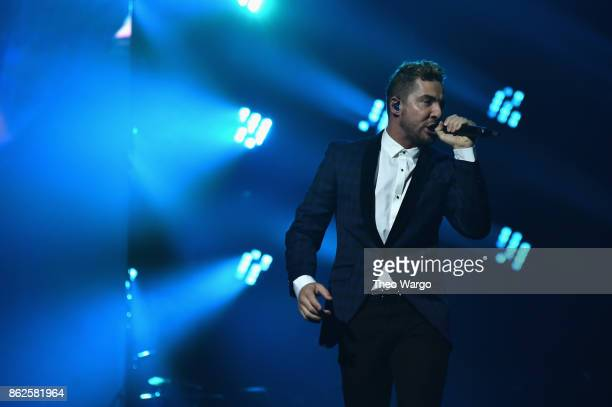 David Bisbal performs onstage during TIDAL X Brooklyn at Barclays Center of Brooklyn on October 17 2017 in New York City
