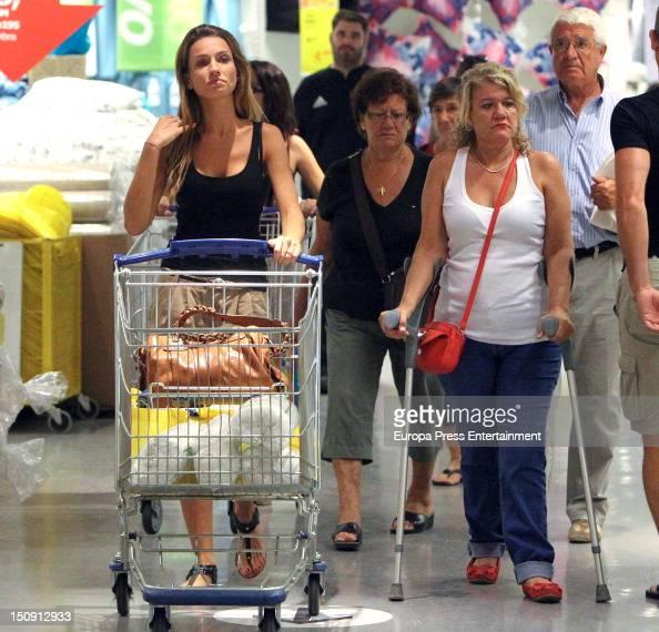 Ikea Showroom Related Keywords: Raquel Jimenez Sighting In Madrid