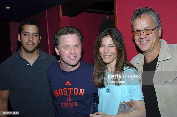 David Blaine Arthur Godfrey Katherine Keener and Tim Robbins