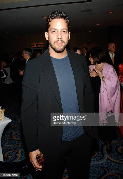 David Blaine attends the 18th Annual 'A Magical Evening Gala' hosted by the Christopher & Dana Reeve Foundation at the Marriott Marquis on November...