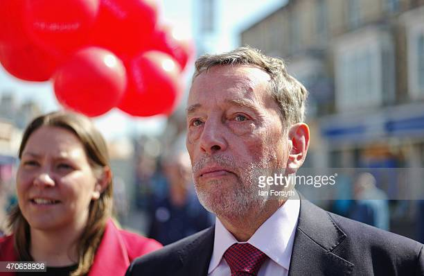 David Blunkett, veteran Labour politician and former Home Secretary, Education Secretary and Work and Pensions Secretary in the previous Labour...