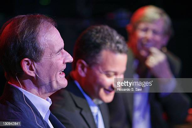 David Boies Jeffrey Rosen and Ted Olson attend the session Sexual Orientation Civil Rights and American Opinion on day 1 of the Aspen Ideas Festival...