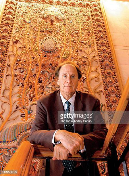 David Bonderman is a founder of Texas Pacific Group and serves as a principal and general partner TPG in Delhi during his visit to India on 20th...