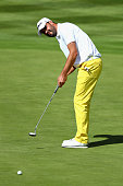 auchterarder scotland david borda spain putts