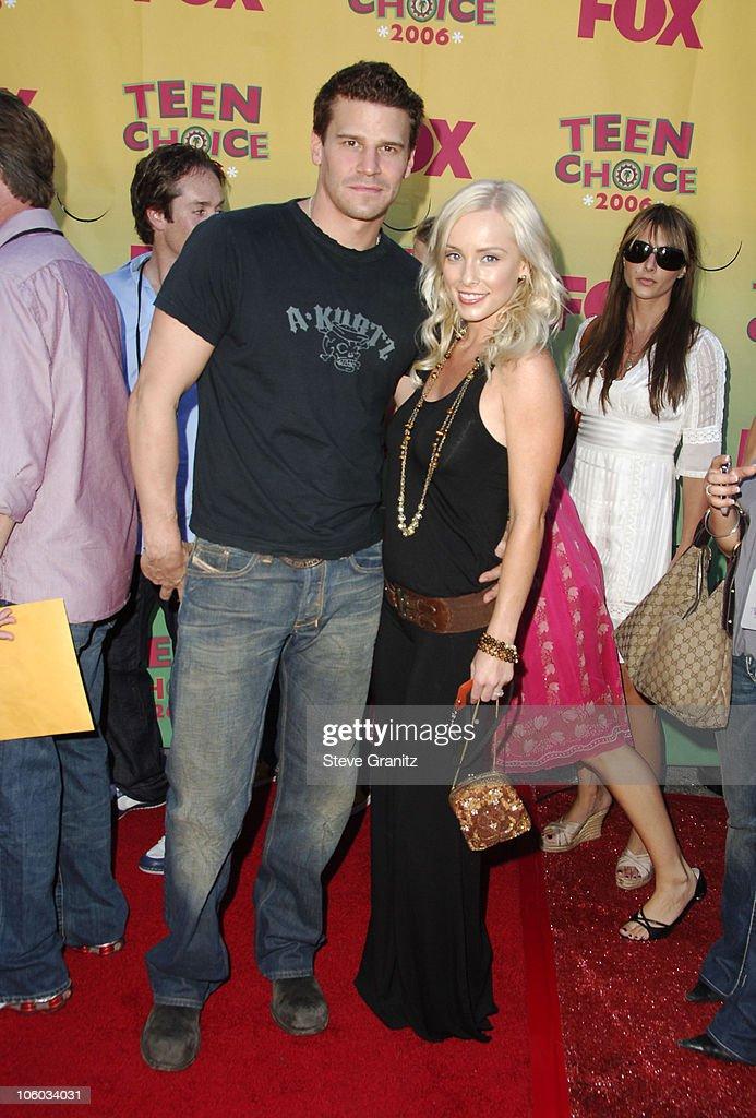 2006 Teen Choice Awards - Arrivals : News Photo