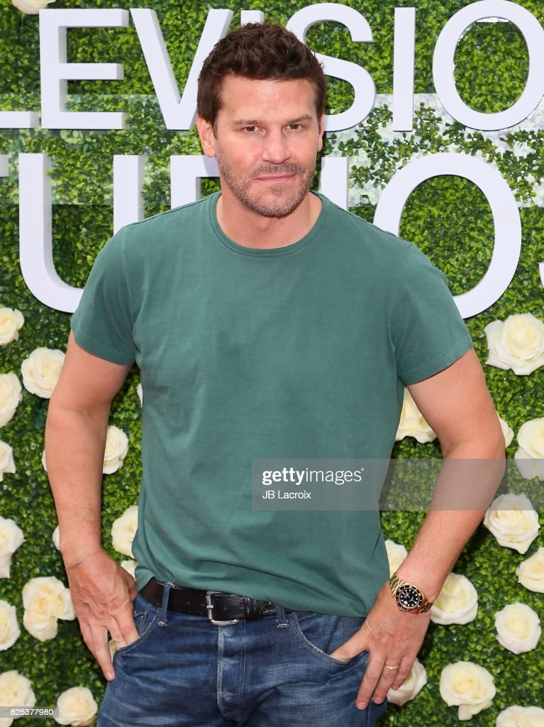 David Boreanaz attends the CBS Television Studios' Summer Soiree during the 2017 Summer TCA Tour on August 01 in Studio City, California.