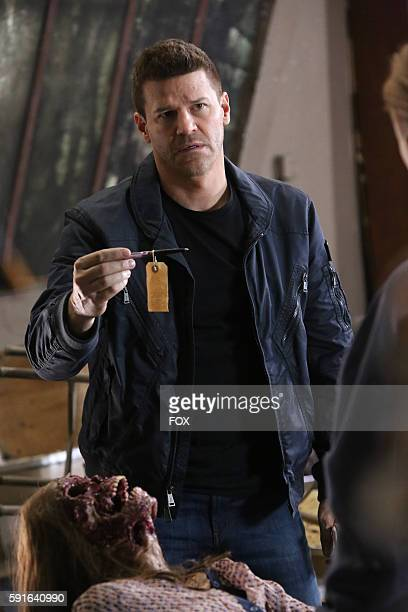 David Boreanaz in the 'The Nightmare Within The Nightmare' season finale episode of BONES airing Thursday July 21 on FOX