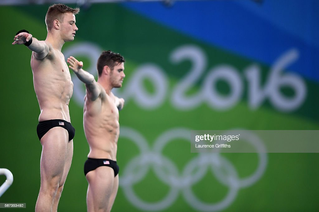 Diving - Olympics: Day 3 : News Photo