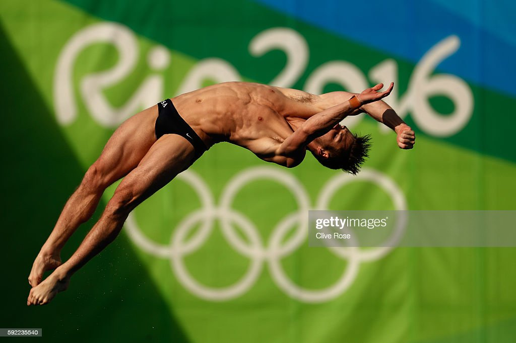 Diving - Olympics: Day 14 : News Photo