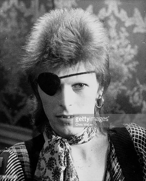 David Bowie 1974 in Holland