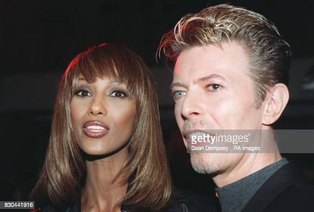 Bowie became a father for the second time today when his wife Iman gave birth to a girl called Alexandria Zahra Jones