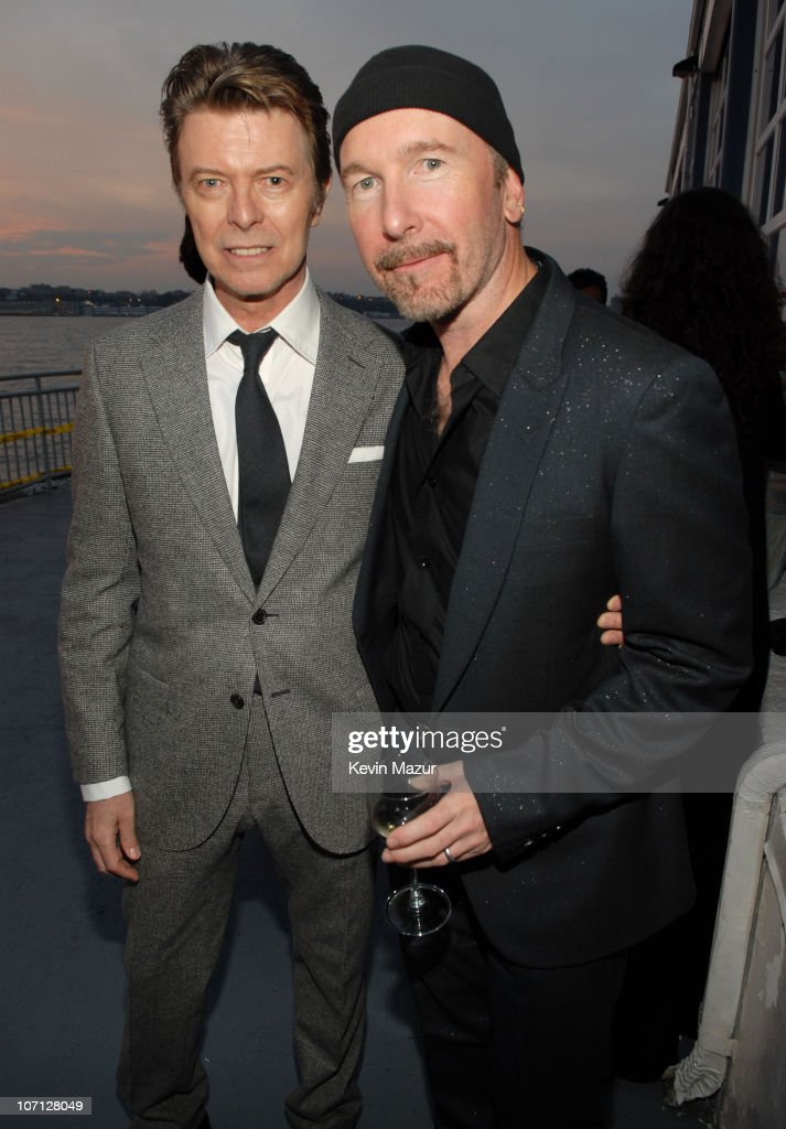 2007 Food Bank of New York Can-Do Awards Dinner Honoring The Edge and Jimmy