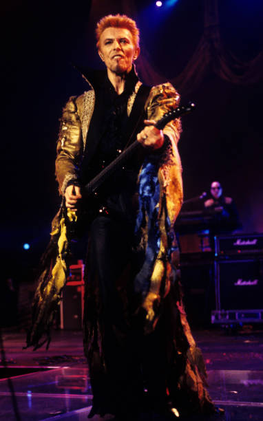 David Bowie 39 S 50th Birthday Celebration Concert Photos And Images Getty Images