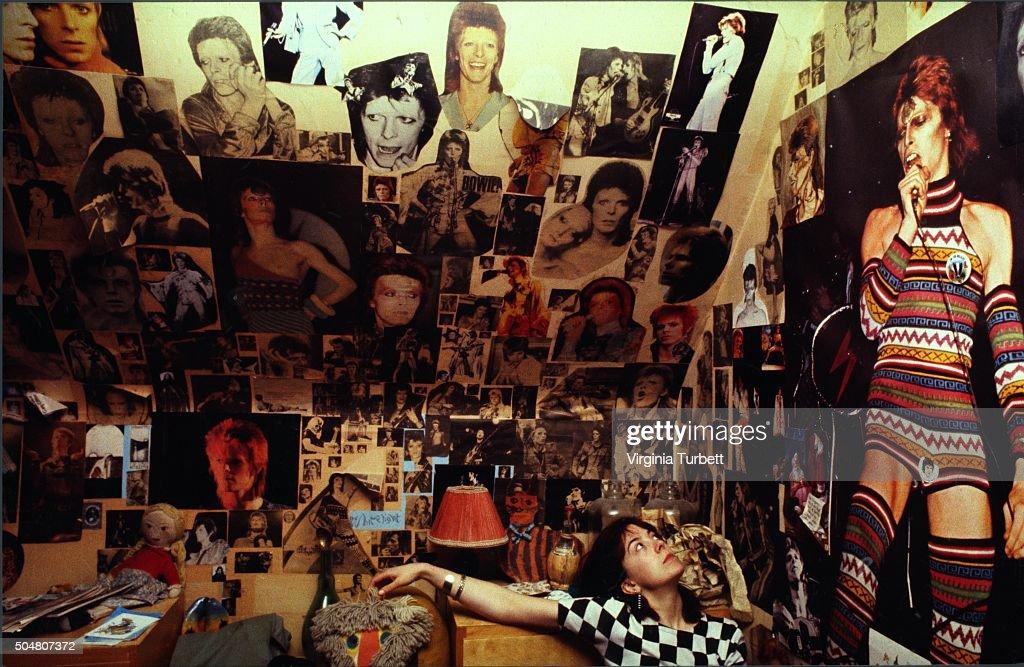 Bowie Fan : News Photo