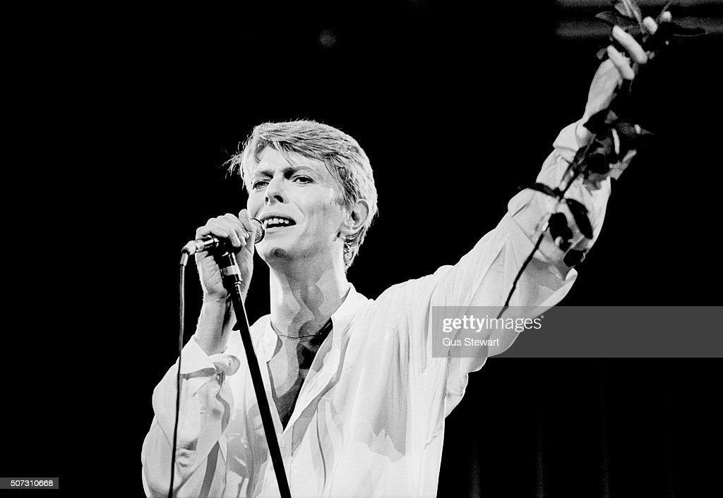 David Bowie 1978 : News Photo