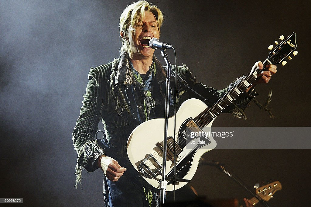 UK: The Nokia Isle of Wight Festival 2004 - Day Three : News Photo
