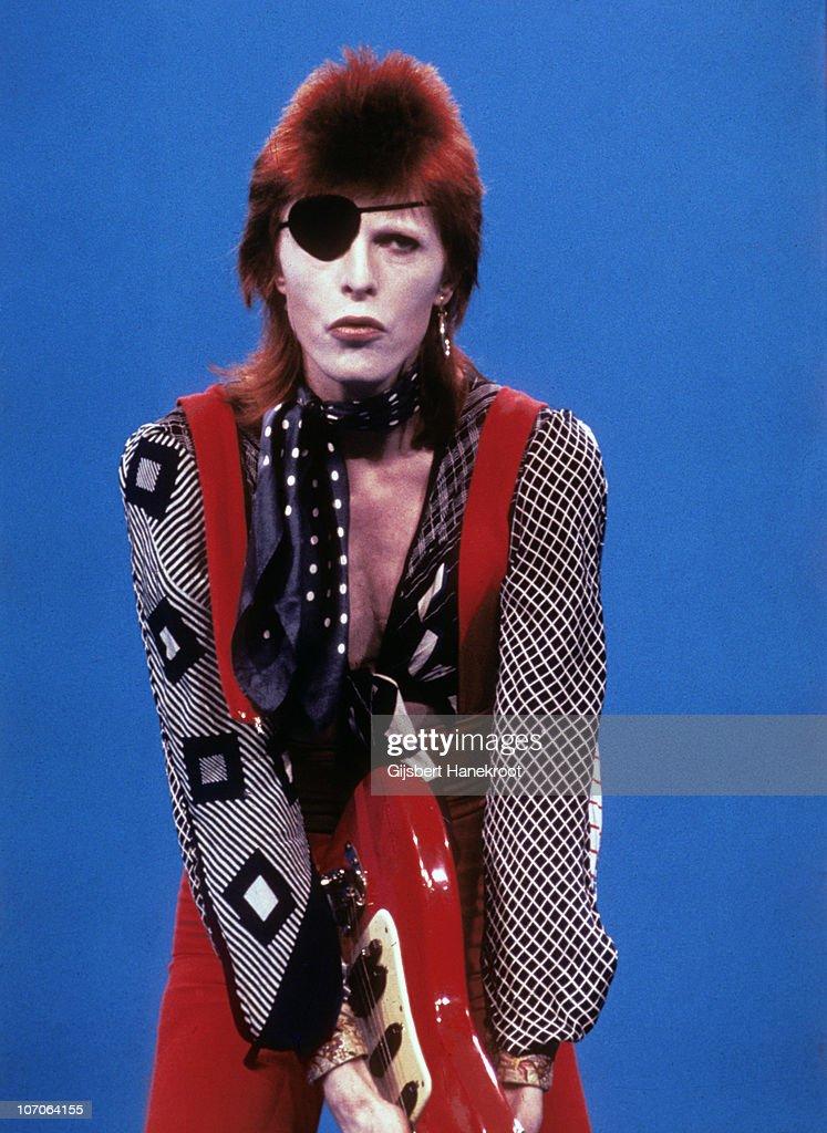 David Bowie : News Photo