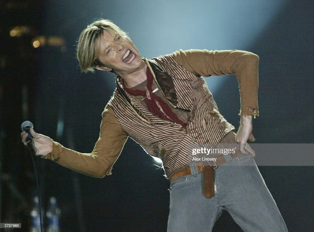 "UK Debut For David Bowie ""A Reality Tour """
