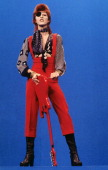 David bowie performs rebel rebel on the tv show toppop on 7th 1974 picture id107206089?s=170x170