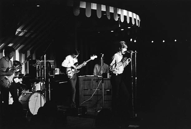 Bowie With The Buzz At The Marquee