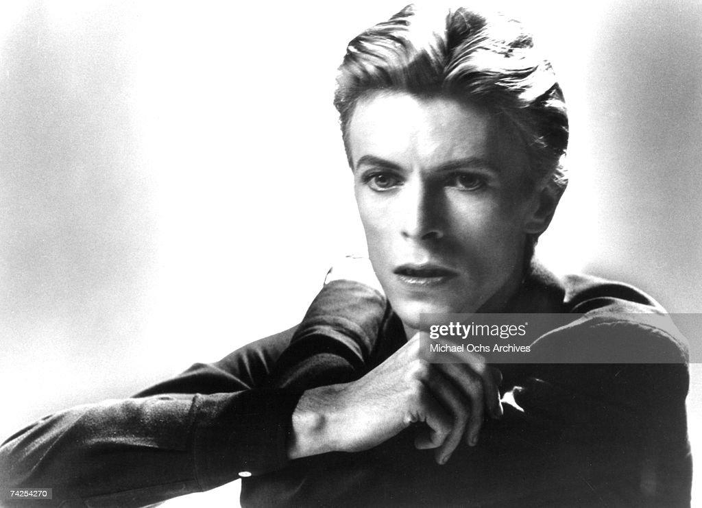 David Bowie Portrait : News Photo