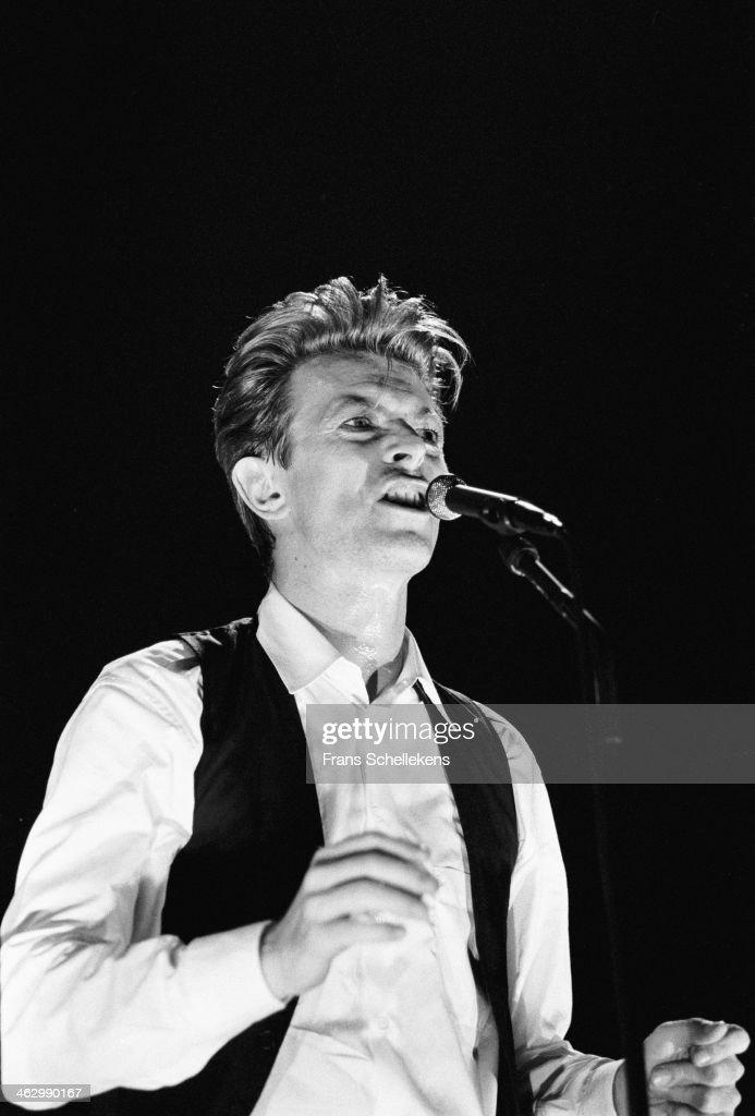 David Bowie 1990 : Nieuwsfoto's